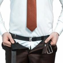 Men Women Adjustable Near Shirt Stay Tuck It Belt Shirts Tucked Best Sale-WT