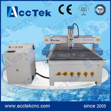 hot sale woodworking cnc engraver,3.0kw HSD spindle