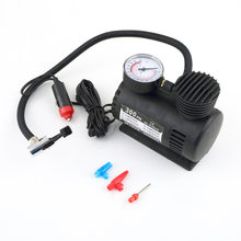 12V Universal Portable Versatile Auto Car Electric Air Compressor Bicycle Motor Wheel Tire Tyre Infaltor Pump 300 PSI CSL(China)