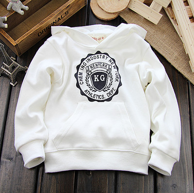 Free shipping 2017 spring autumn baby boys hood T-shirt ,child pullover hoodie sports sweatshirt,kids