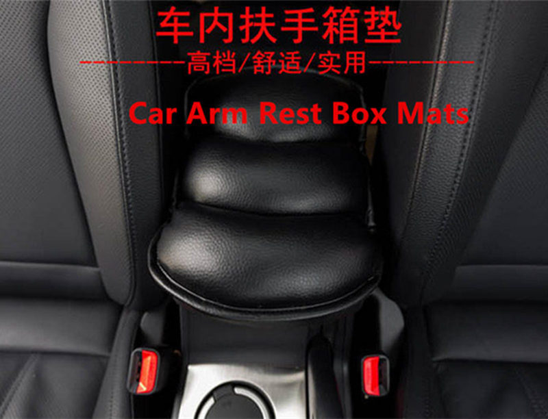 Arm-Rest-Box Anti-Snoring Mats Reminder Driving Mats/decoration Car-Styling Car-Cover/comfortable