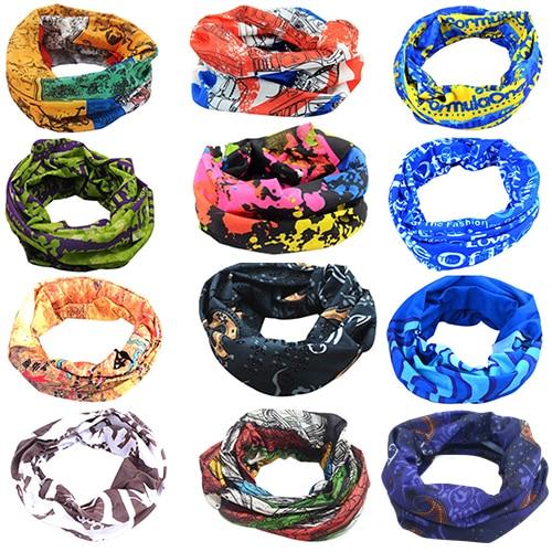 Headbands Toys Headwear Bandana Sweatband Gaiter Head Wrap Mask Neck Outdoor Scarf