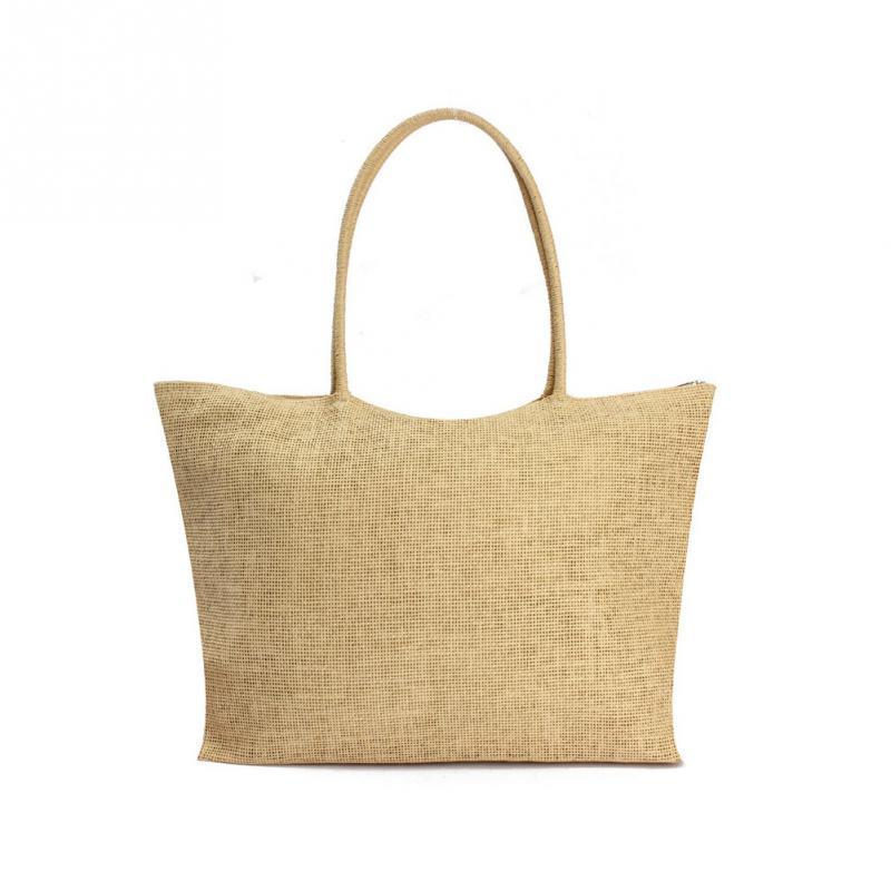 Handmade Beach Bag Women Shoulder Bag Summer Beach Bag Sandy Beach Weave Woven S