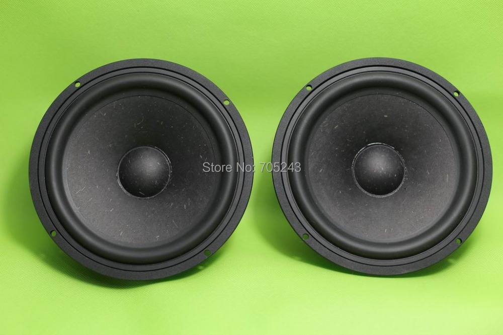 Pair Melo David Davidlouis Audio    6.5  Midbass Woofer Speaker  , Vifa Peerless Made