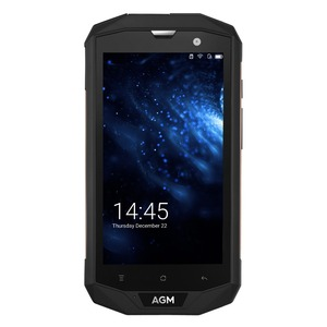 Image 3 - AGM A8 Smartphone IP68 Waterproof Mobile Phone 5.0 HD Touch Screen 3GB/4GB Qualcomm MSM8916 Quad Core Android Camera Cell phone