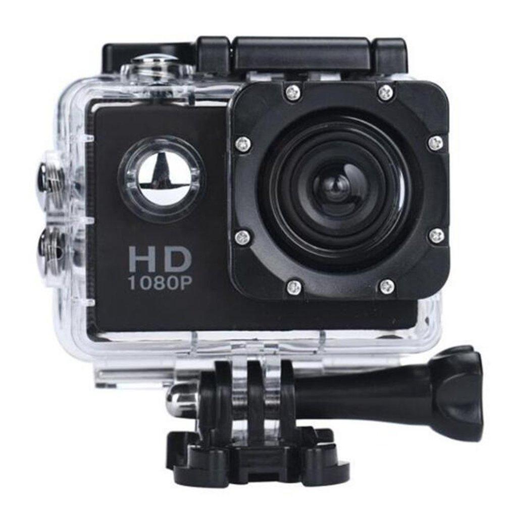 G22 1080P HD Shooting Waterproof Digital Video Camera COMS Sensor Wide Angle Lens Sports Camera For Swimming Diving