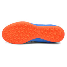 Professional Striped Soccer Cleats with High Ankle