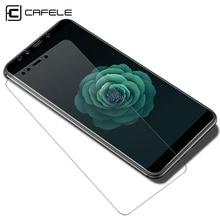 CAFELE закаленное стекло для Xiaomi mi 9 8 6 5X mi x 2 2s A1 Pocophone F1 Защитная пленка для Red mi Note 7 8 pro k20 pro