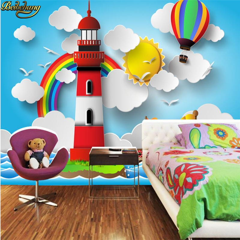 beibehang papel de parede 3d cinema backdrop large posters Cartoon photo mural wallpaper for walls 3 d children room wall paper beibehang custom marble pattern parquet papel de parede 3d photo mural wallpaper for walls 3 d living room bathroom wall paper