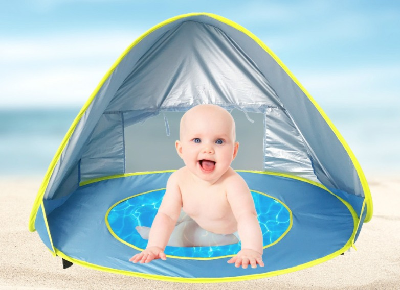 Uv Sun Tent For Babies Amp Baby Beach Tent Pop Up Portable