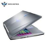 Machenike Gaming Laptop F117 Si2 Spirit Notebook 15.6 Intel i7 7700HQ Quad Core GTX1050Ti 4G Dedicated Card 8G RAM PCIE256G SSD