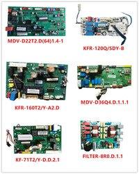 MDV-D22T2.D(64)1.4-1 | KFR-120Q/SDY-B | KFR-160T2/Y-A2.D | MDV-D36Q4.D.1.1.1 | KF-71T2/Y-D.D.2.1 | FILTER-8R0.D.1.1 używane dobra praca