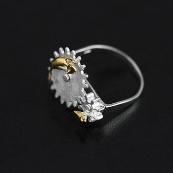 Extraordinary Handmade Silver Ring4