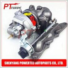 Powertec турбо зарядное устройство GT1238S Турбокомпрессор 708837 полный Турбокомпрессор A1600960499 для Smart 0,6(MC01) YH M160R3 3zyl