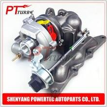 Powertec-chargeur turbo GT1238S | Compresseur turbo complet 708837, A1600960499 pour Smart 0.6 (MC01) YH M160R3 3zyl