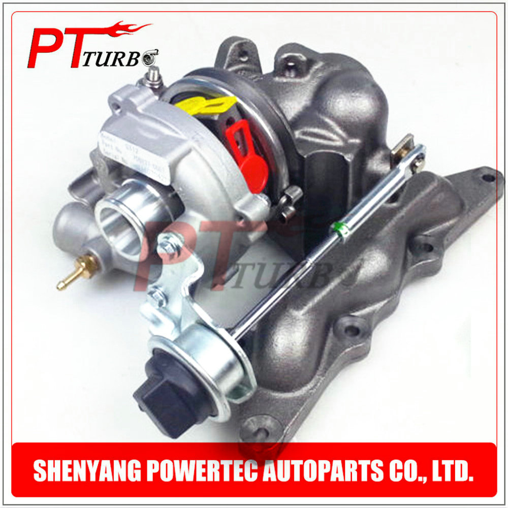 Powertec turbo charger GT1238S turbo compressor 708837 complete turbocharger A1600960499 for Smart 0.6 (MC01) YH M160R3 3zyl - цена