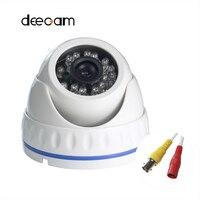 Deecam AHD Analog High Definition Surveillance Camera AHDM 1200TVL CCTV Camera Security Camera Outdoor Camaras De