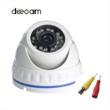 Deecam AHD Analog High Definition Surveillance Camera AHDM 1200TVL CCTV Camera Security Camera Outdoor Camaras De Seguridad