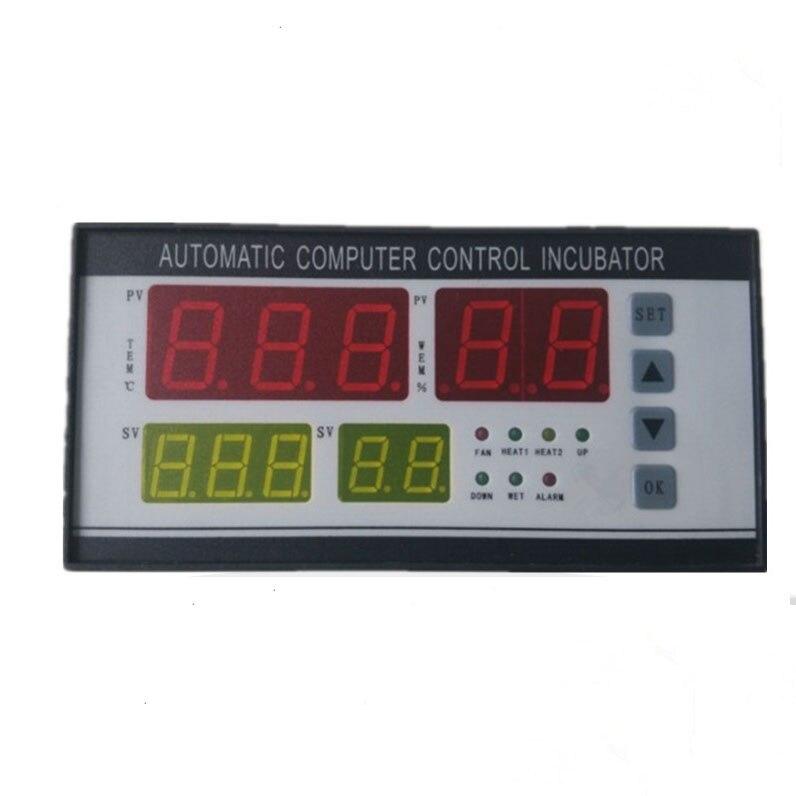 1 pcs Numérique Automatique Incubateur Contrôleur Température Contrôleur Température et D'humidité De L'air Contrôleur Disque pour incubateur