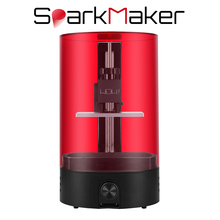 Sparkmaker SLA 3D Printer High-Resolution Printer Plus Size UV LCD/DLP Quick Slice Off-Line Print UV Resin 3d printer resin groove sla dlp resintank liquid gel slot form1 form1