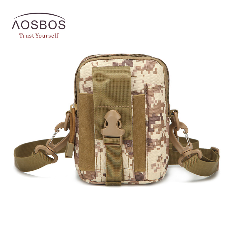 Picnic Bags Sports & Entertainment Outdoor Militarytactic Bag Nylon Waterproof Waist Bag Camouflage Sports Bags For Camping Hiking Molle Tactic Shoulder Bag
