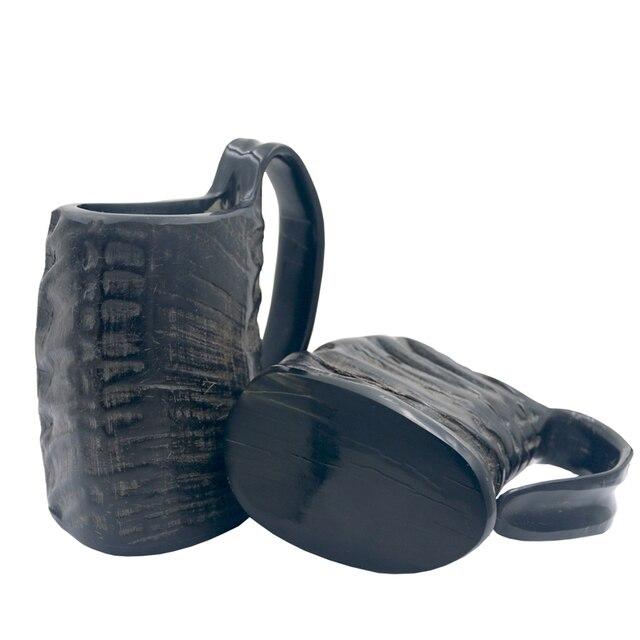Large Dark Drinking Horn Tankard - Game Of Thrones™ Mug 5