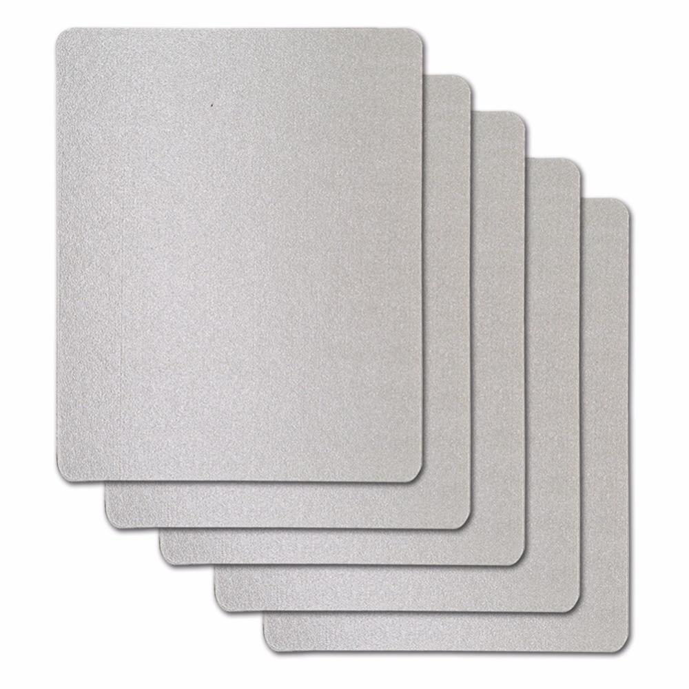 5 pçs/lote Forno de Microondas de alta qualidade Reparação Parte 150x120 milímetros Mica Placas Sheets para Midea Galanz Panasonic LG etc. Microondas