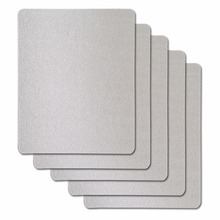 5pcs/lot high quality Microwave Oven Repairing Part 150 x 120mm Mica Plates Sheets for Galanz Midea Panasonic LG etc.. Microwave 270mm diameter y shape underside media galanz panasonic microwave glass plate oven turntable genuine original parts