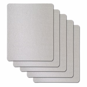 5pcs/lot high quality Microwave Oven Repairing Part 150 x 120mm Mica Plates Sheets for Galanz Midea Panasonic LG etc.. Microwave