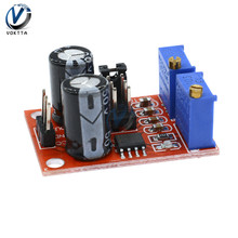 NE555 Pulse Frequency Duty Cycle Signal Generator Module Rectangular Square Wave Generator Frequency