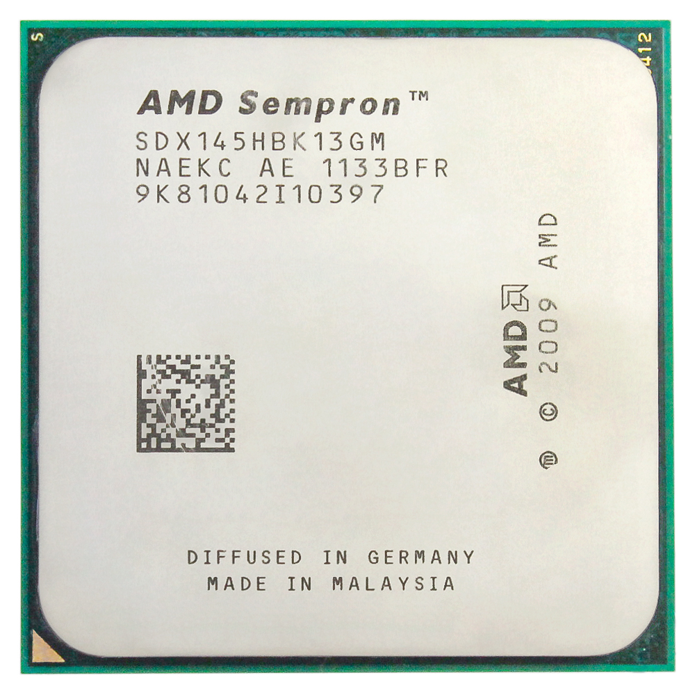 AMD Sempron 145 2.8 GHz Single-core CPU Processor SDX145HBK13GM Socket AM3
