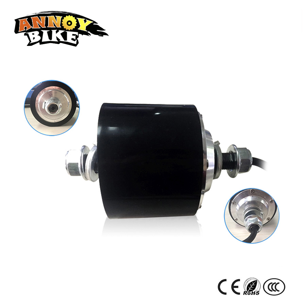 Latest Small Light Electric Wheel Hub Motor Mini 3 Inch