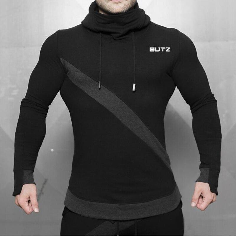 Sport Running Jacket Hooded Men (8)