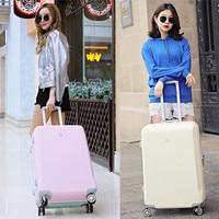 20 24 дюймов чемодан сумка, Универсальный дорожный Чехол, удобная мода чемодан на колесиках сумка, Универсальный колеса ролл замок Коробка