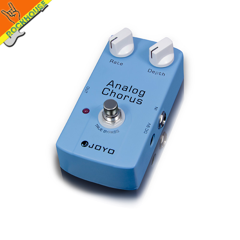 JOYO Analog Chorus Guitar Effects Pedal Classic Chorus Stompbox large adjustable range Warm and Nature Tone Free Shipping nematode parasite infesting lizard and their physiological effects
