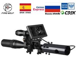 Caza vida silvestre trampa infrarrojos LED IR visión nocturna alcance cámaras al aire libre impermeable cámaras A 850nm IR antorcha