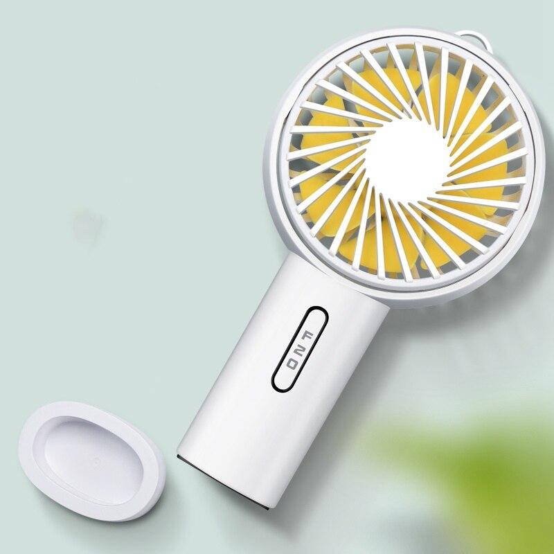 Usb Charging Desktop Can Shake The Head Fan Student Learning Multi Function Fan Home Office Best Gift in Fans from Home Appliances