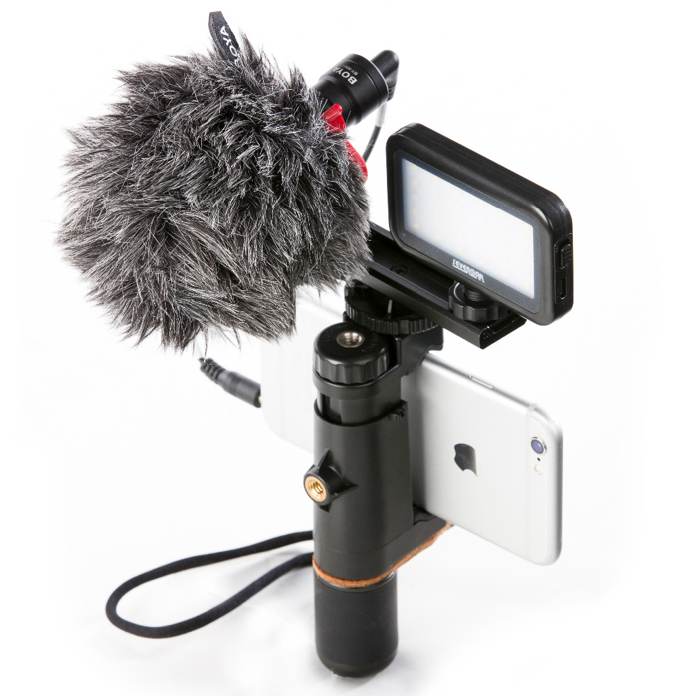 Universal Phone Camera Stand Tripod Mount Holder For