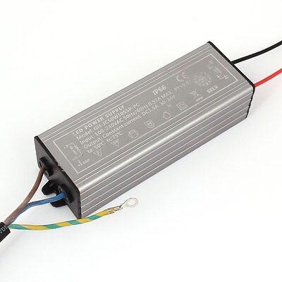 AC 100-240V DC 30-34V 1500mA 50W Waterproof LED Power Supply Driver Adapter