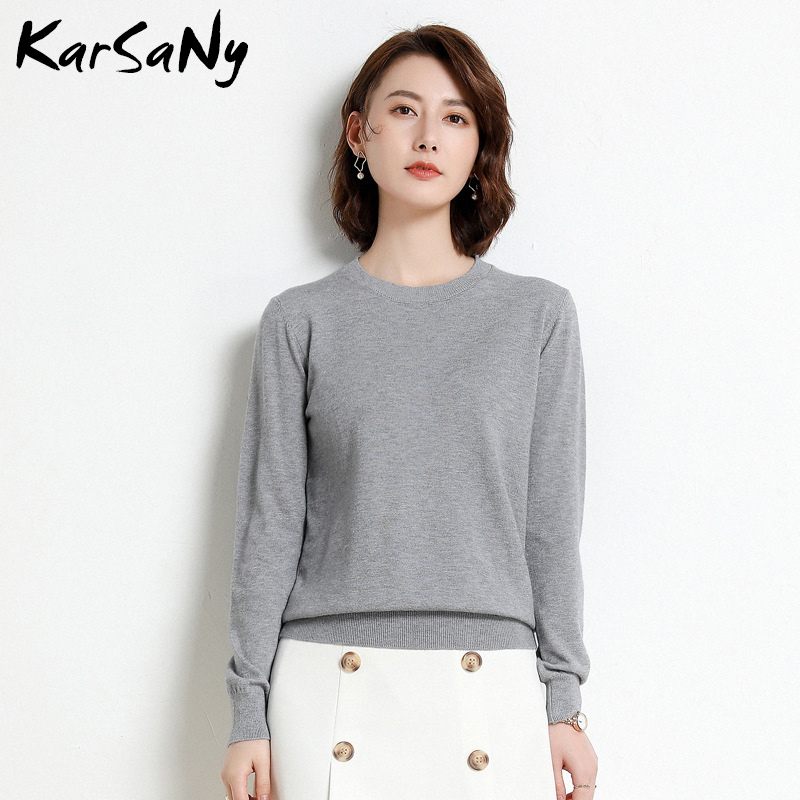 Yellow Cashmere Sweater For Women Sweaters Female Pink Wool Winter Woman Sweater Knitting Pullovers Knitted Sweaters Jumper 2020 13