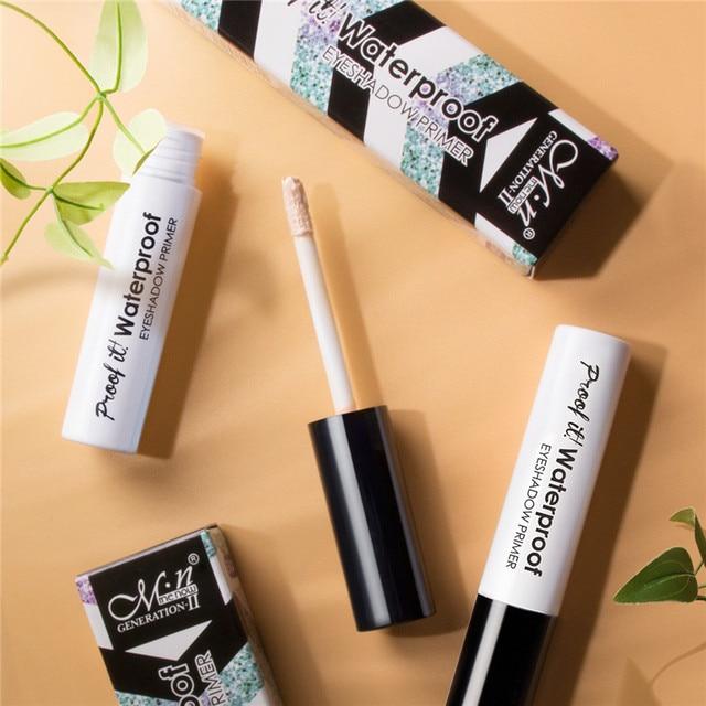 Professional Makeup Eyeshadow Primer Eye Base Moisturizing Liquid Primer Longlasting Waterproof Concealer Women Cosmetics Eyelid 5