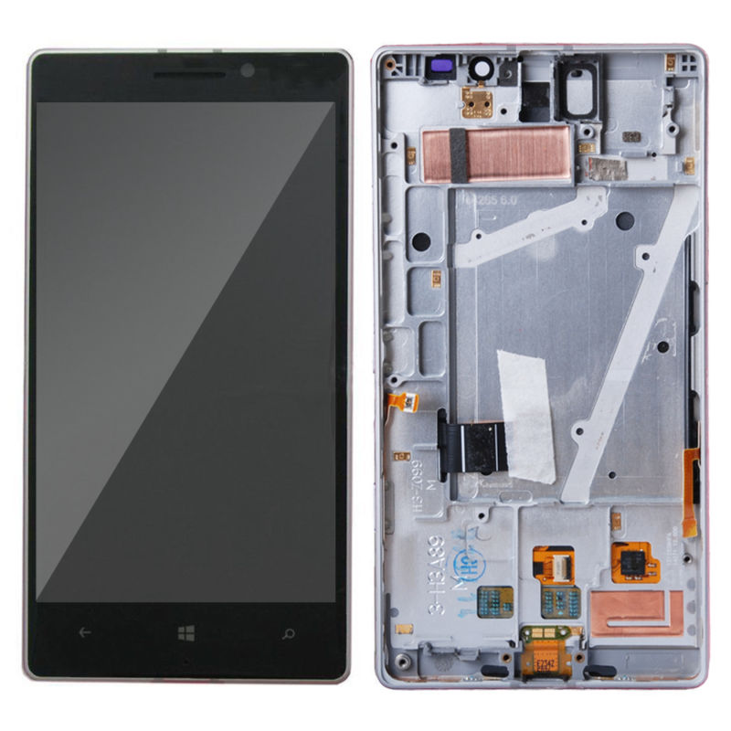 930 lcd 100% Test For Nokia Lumia 930 LCD Screen Display with Touch Screen Digitizer Assembly