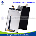 "20pcs Original LCD Touch Screen Replacements For Asus Zenfone 2 ZE551ML Z00AD Z00ADB Z00ADA 5.5"" Display Digitizer Assembly+LOGO"