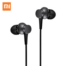 Original Brand Xiaomi Earphones Headphone Mi Headset Piston Earbuds Fresh Youth Version With Microphone Earpods Airpods