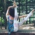Athleisure harajuku леггинсы для женщин сетки сращивания фитнес тонкий черный legging брюки плюс размер спортивная одежда 2017 леггинсы