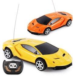 2019 ใหม่ 1:24 RC รถขับรถกีฬารถยนต์ไดรฟ์รุ่นรีโมทคอนโทรลรถ RC Fighting ของขวัญของเล่นเด็ก