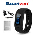 Excelvan fitness tracker Moving up2 Bluetooth Smart Bracelet android smart watch pedometer calorie counter watch For Android IOS