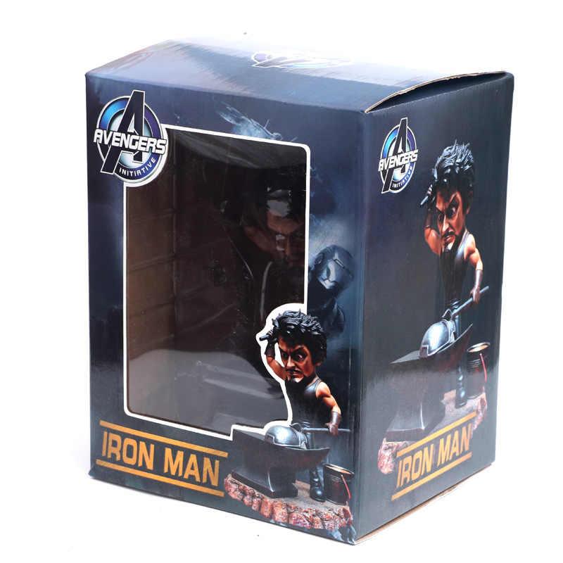 Hasbro Marvel Мстители ПВХ Действие фигурки кукол Железный человек Тор Классическая модель куклы Коллекция для детей Подарки Игрушка