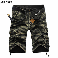 Shorts Man 2017 Summer Brand Fashion Men S Casual Bermuda Camouflage Short Pants Men Homme Printing