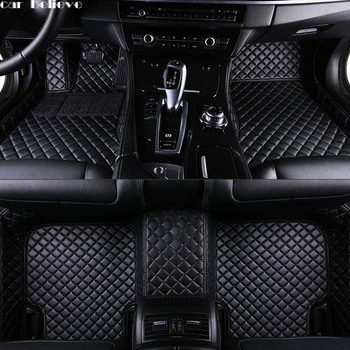 Car Believe Auto car floor Foot mat For audi a3 sportback audi a5 sportback a4 b8 avant tt car accessories waterproof carpet